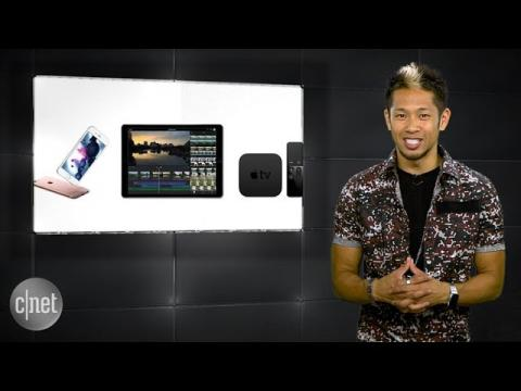 Apple Byte - All the things Apple didn't tell you about the iPhone 6S, iPad Pro and Apple TV