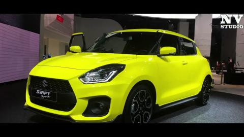 NEW 2018 - Suzuki Swift Booster Jet Super Sport - Exterior and Interior 1080p