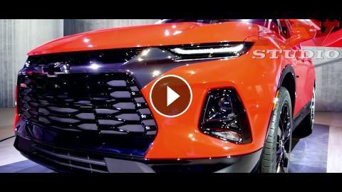 New 2019 Chevrolet Blazer Rs 36l V6 305 Hp Sport Suv Crossover