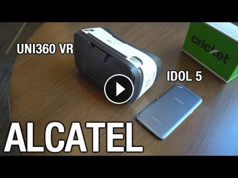 Alcatel Idol 5 hands-on: loud, proud, not priced up in the