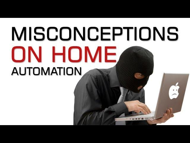 Misconceptions on Android Home Automation