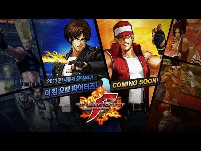 The King Of Fighters-A 2012 para Android [Todos los Personajes] [ARMv7]